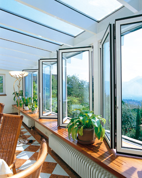 Verande e giardini d 39 inverno sunroom serramenti sicilia for Giardini e verande