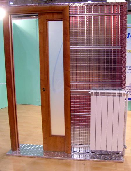 il meglio di potere telai alluminio per porte a scomparsa