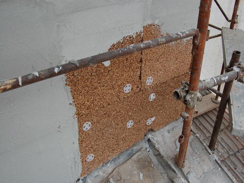 Cappotti termici in sughero   esclusivisti adp a palermo ...