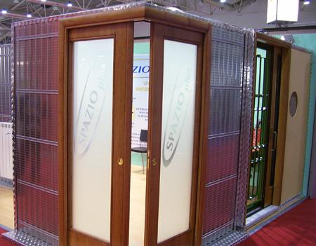 Cassonetti per porte scorrevoli a scomparsa spazio plus - Porte scorrevoli ad angolo ...