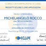 Corso di Formazione Eclisse - Michelangelo Rocco