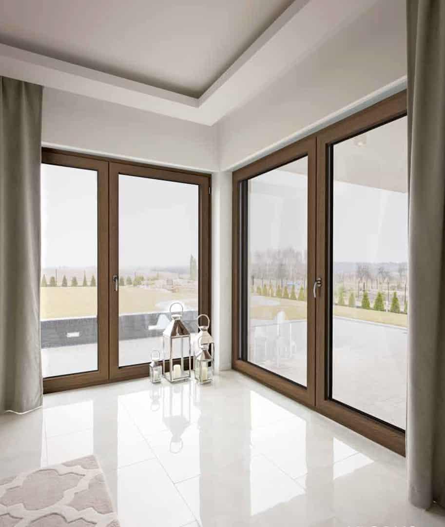 Vendita finestre infissi verande giardini di inverno for Finestre faelux