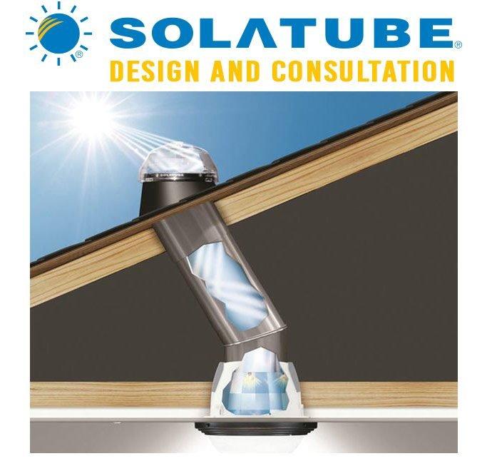 Solatube - tunnel solari
