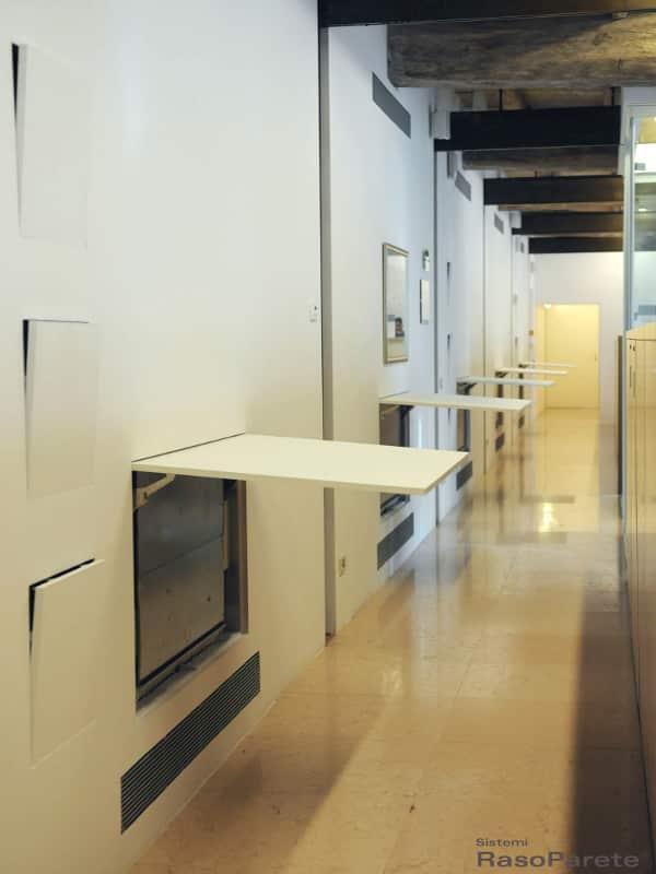 Chiusure nicchie filo muro sistemi rasoparete elimina - Chiusura scale esterne ...