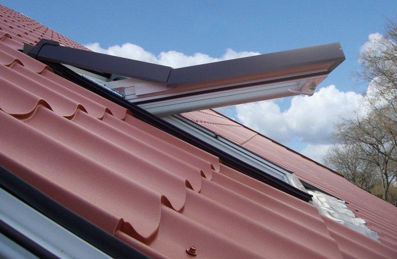 Finestre per tetti faelux un infinit di accessori for Finestre x tetti