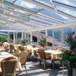 Giardini di Inverno Sunroom modello Motus