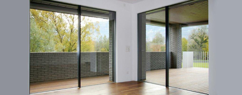 Finestre Alluminio Taglio Termico AF serramenti