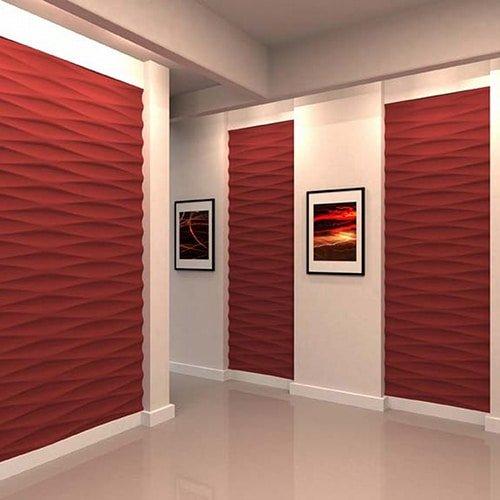 Pannelli decorativi in gesso walldesignplus decor s r l - Pannelli di polistirolo decorativi ...