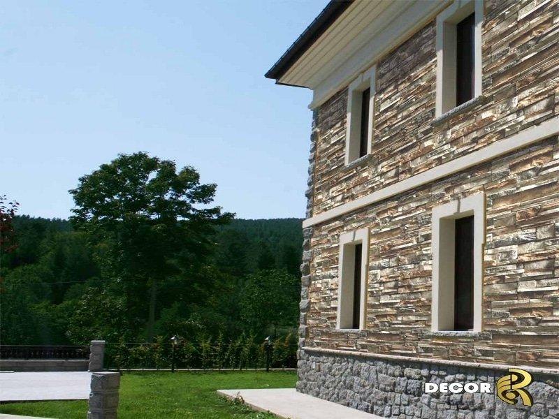 Rivestimento Esterno In Pietra Ricostruita : Pannelli in pietra ricostruita rivestimenti per interni ed esterni