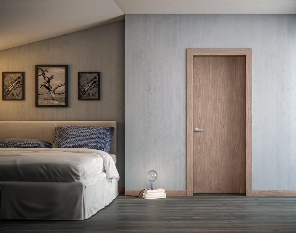 Porte legno pivato vasta gamma di modelli liscia cieca - Modelli porte interne legno ...