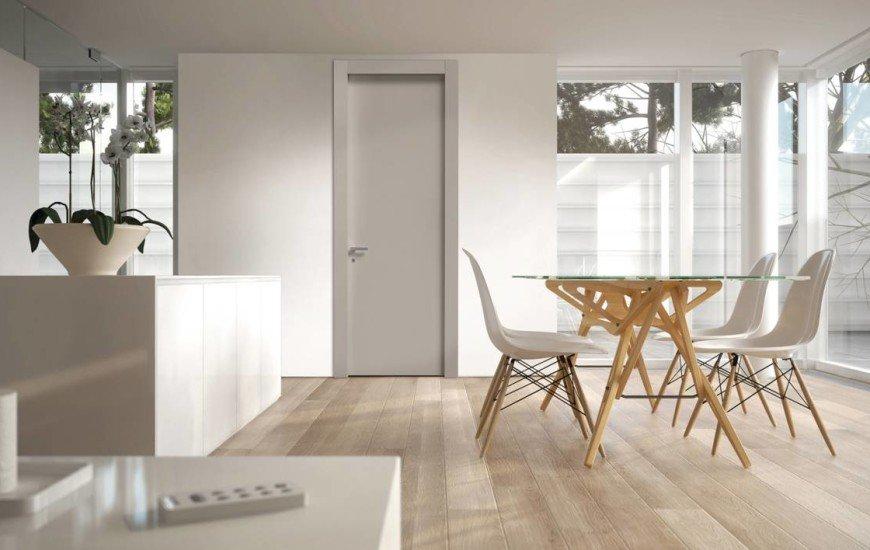 Porte In Legno Moderne : Porte laminato style house cura artigianale e design moderno