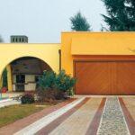 Portoni garage basculanti Ballan linea Legno Special HF