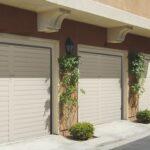 Portoni garage basculanti Ballan linea-steel-ideal