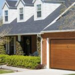 Portoni garage basculanti Ballan linea timber-orizzontale-170