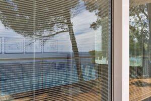 Screenline Pellini Industrie - veneziane interno vetro