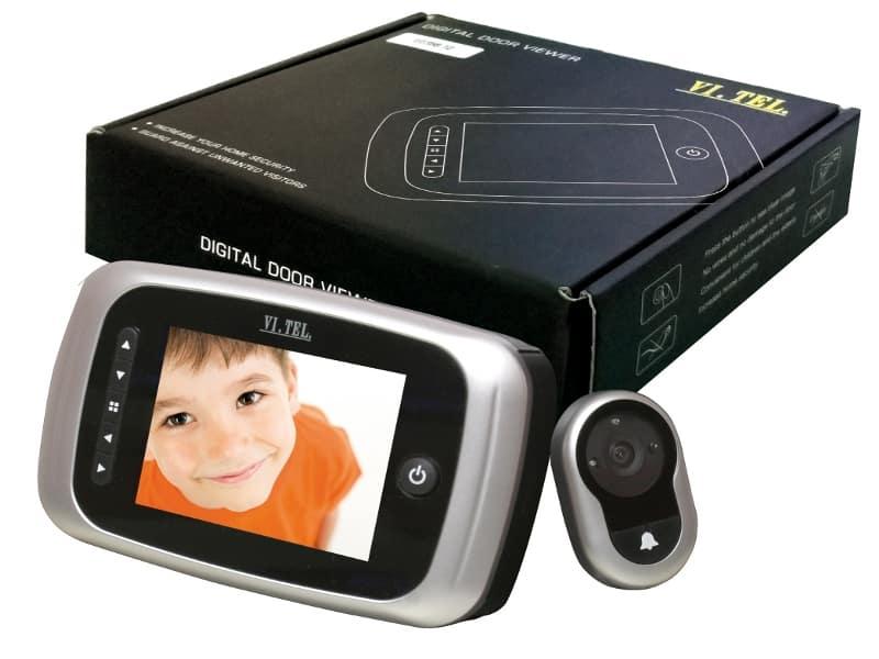 Visore digitale con registrazione immagine e video