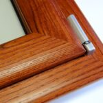 Serramenti alluminio legno Biemme Finestre - Angolo modello Elipse