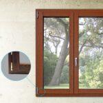 Serramenti alluminio legno Biemme Finestre - Modello Recta 90