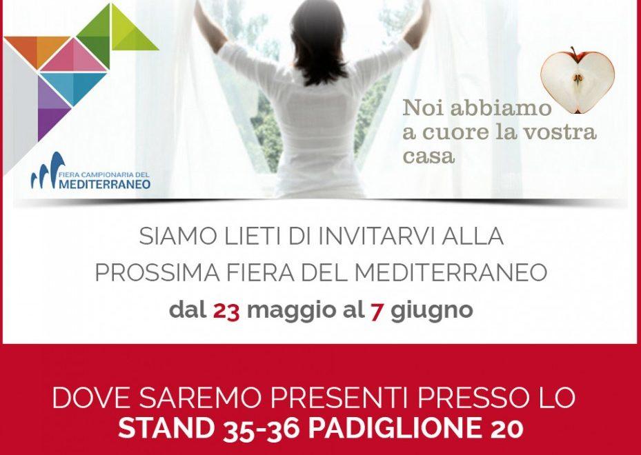 locandina fiera del mediterraneo 23maggio-7giugno-Palermo