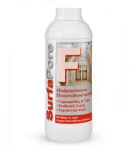 Idro e olio repellente Surfapore-F-Nanosilv