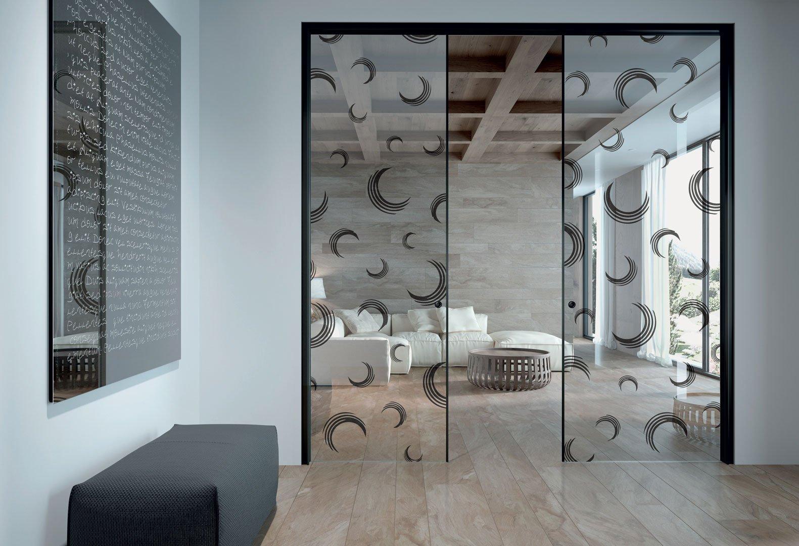Porte Vetro Henry Glass