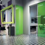 Porte vetro Henry Glass - salone-lime