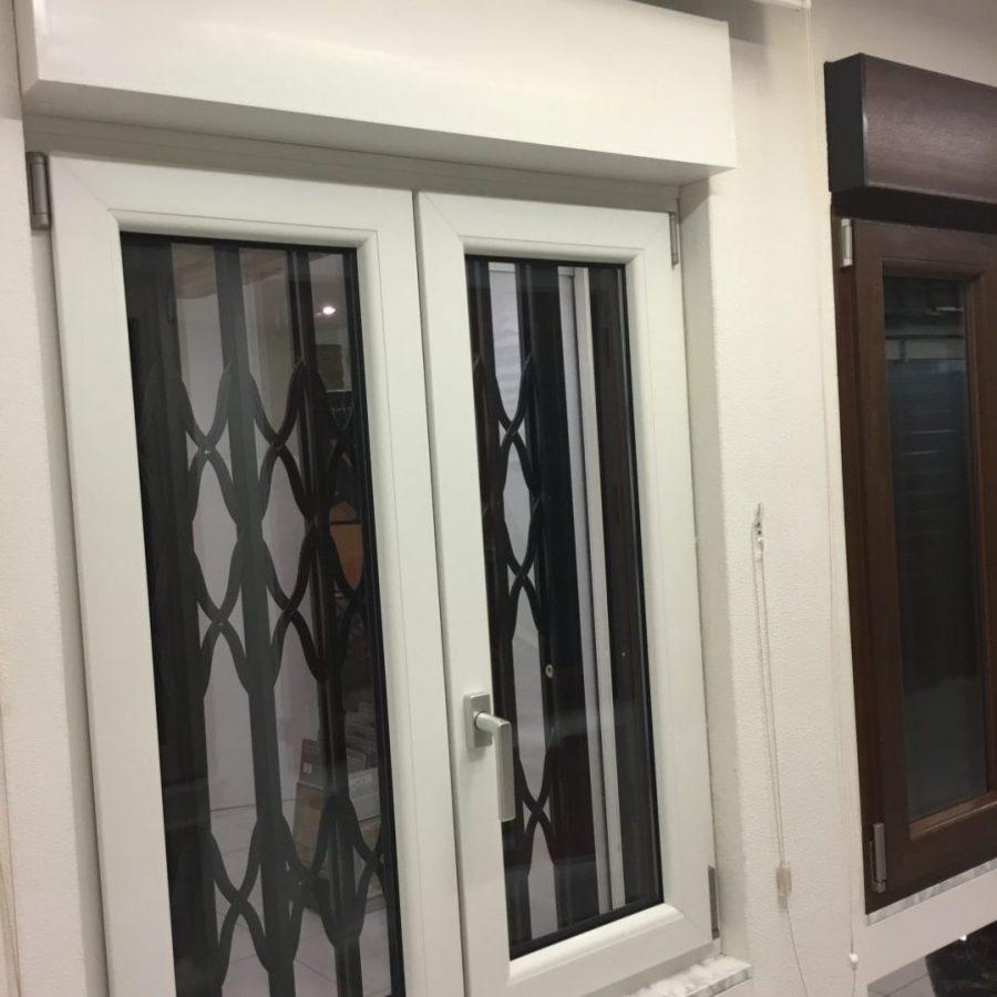 Occasioni a palermo porte interni porte blindate finestre vetrate - Finestre monoblocco in legno ...