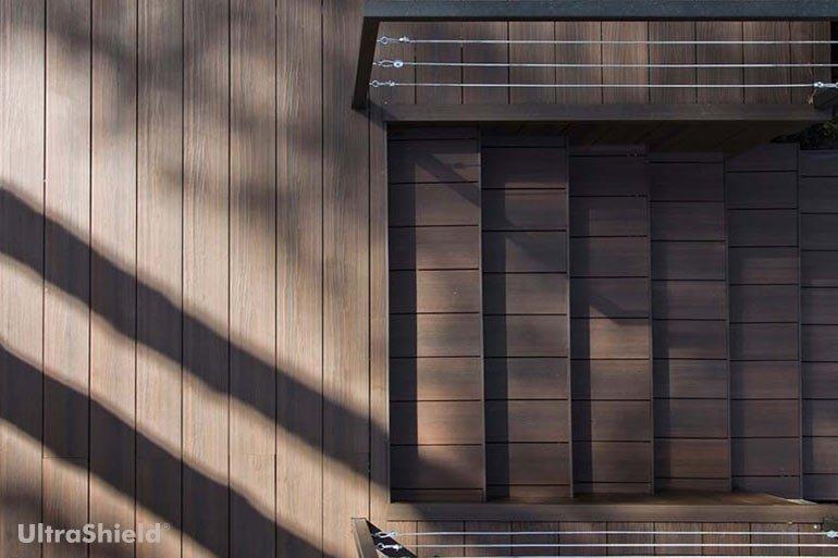 Pavimenti per esterni in legno composito Déco