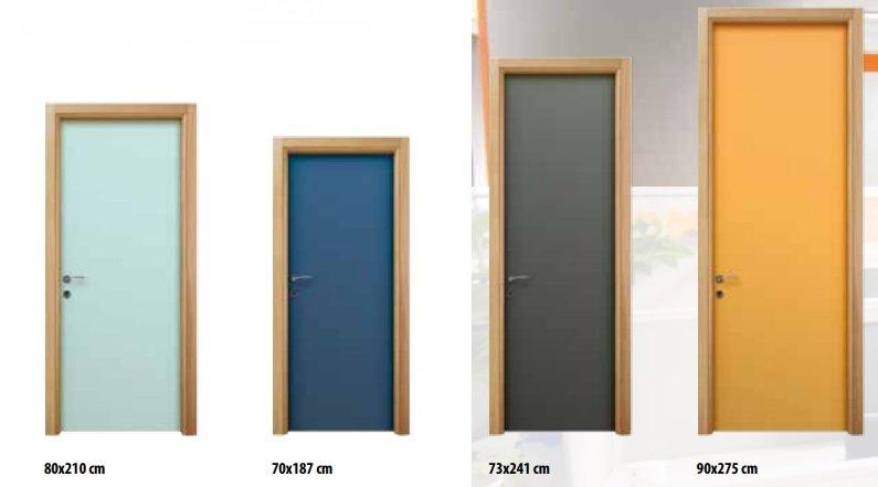 Flessya porte da interni tecnoinfissi palermo - Porte interni palermo ...