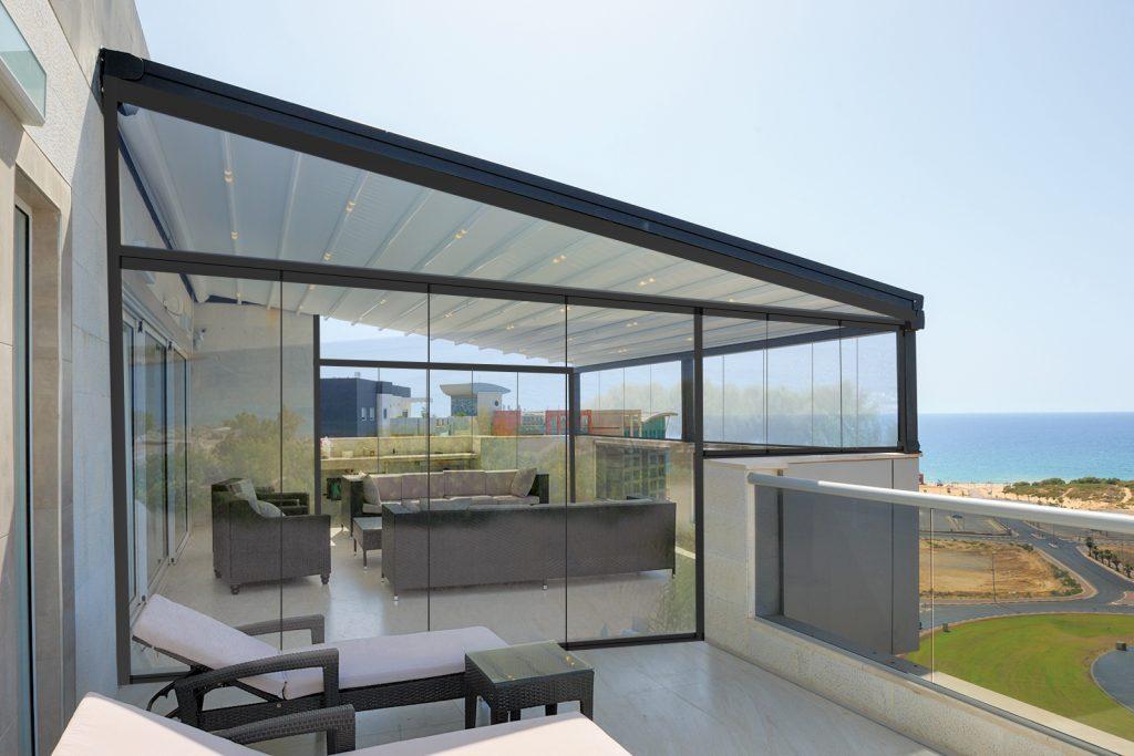 Vetrate Panoramiche Ideali Per Sfruttare E Valorizzare L